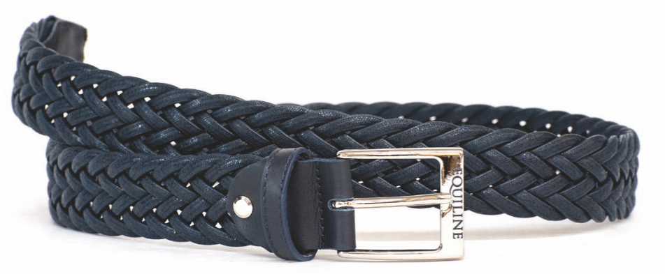EQUILINE BRAIDED BELT