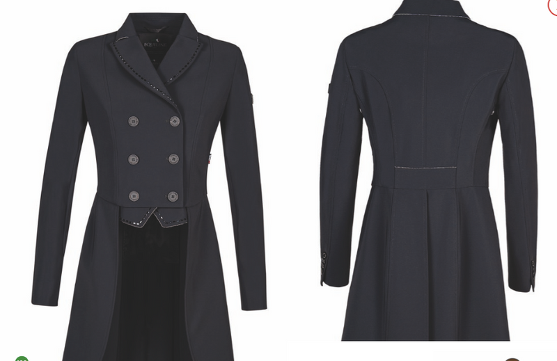 EQUILINE TAIL COAT GALA