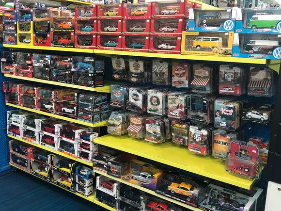 DIE CAST CAR SELECTION - WIDE RANGE INSTORE NOW!