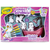 CRAYOLA SCRIBBLE SCRUBBIES PLAYSET
