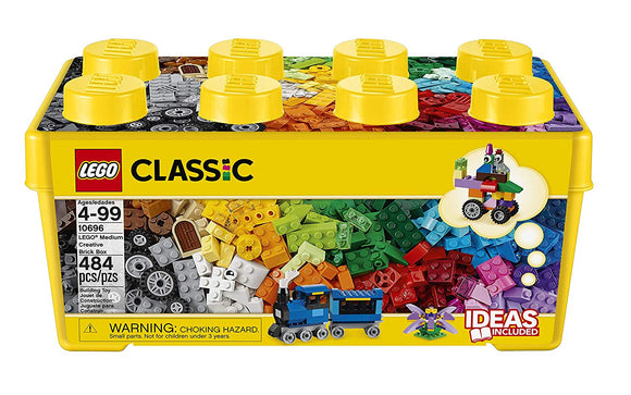 LEGO 10696 CREATIVE MEDIUM BRICK BOX