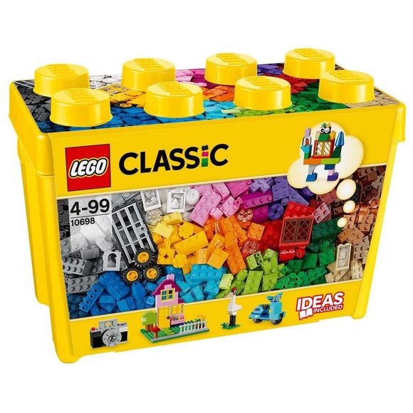 LEGO 10698 CREATIVE LARGE BRICK BOX