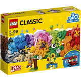 LEGO 10712 CLASSIC BRICKS AND GEARS