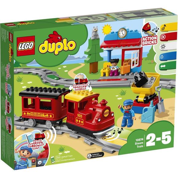 LEGO 10874 DUPLO STEAM TRAIN