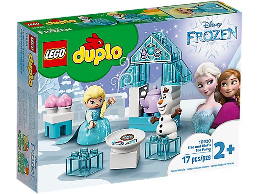 LEGO 10920 DUPLO ELSA & OLAFS TEA PARTY