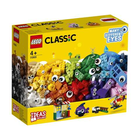 LEGO 11003 CLASSIC BRCKS AND EYES