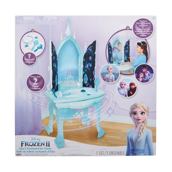 FROZEN 2 ELSA'S FEATURE VANITY