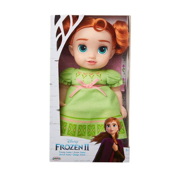FROZEN 2 YOUNG ANNA DOLL