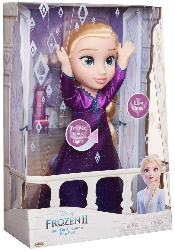 FROZEN 2 FEATURE ELSA SINGING DOLL