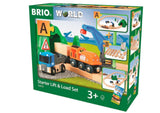 BRIO STARTER LIFT & LOAD SSET 19 PC