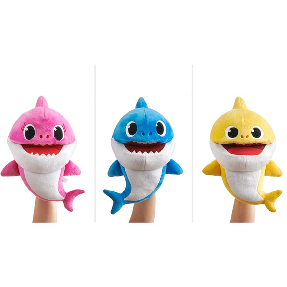 BABY SHARK SONG PUPPET ASTD