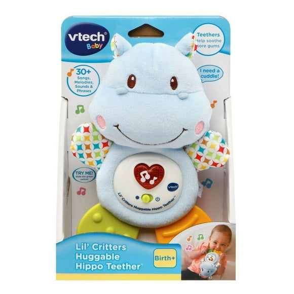 VTECH LITTLE FRIENDLIES HAPPY HIPPO