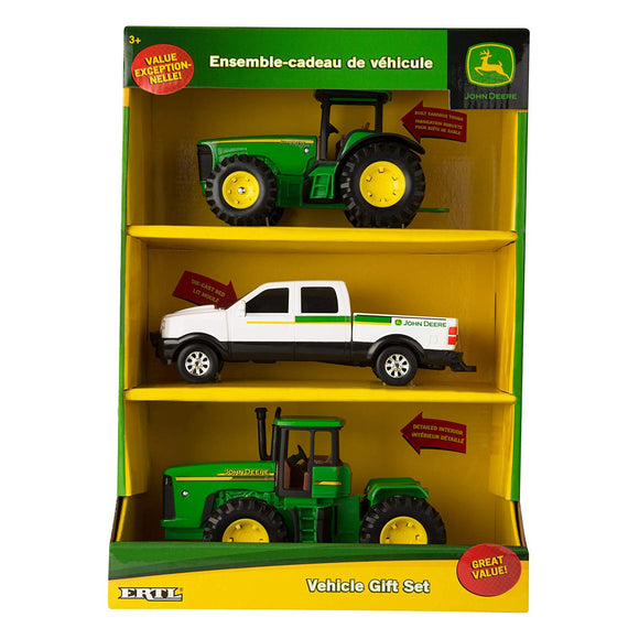 JD 3PK VEHICLE VALUE SET