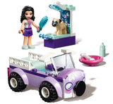 LEGO 41360 FRIENDS EMMA MOBILE VET CLINI