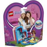 LEGO 41387 FRIENDS OLIVIA SUMMER HEART B