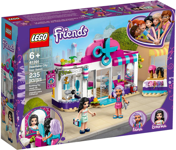 LEGO 41391 FRIENDS HEARTLAKE HAIR SALON