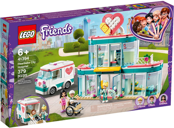 LEGO 41394 FRIENDS HEARTLAKE HOSPITAL
