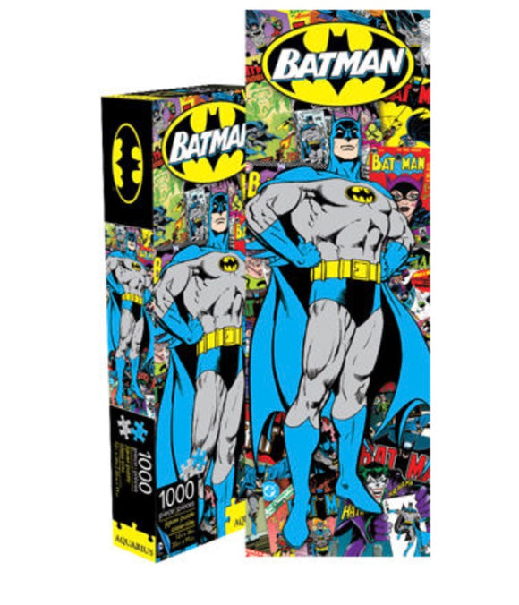 PUZZLE 1000PC BATMAN RETRO SLIM