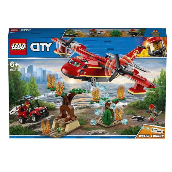 LEGO 60217 CITY FIRE PLANE