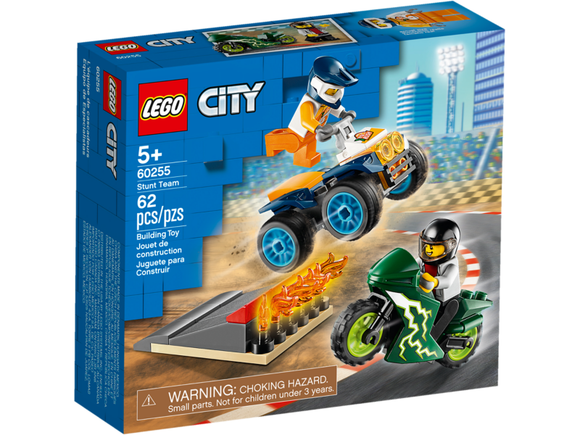 LEGO 60255 CITY STUNT TEAM