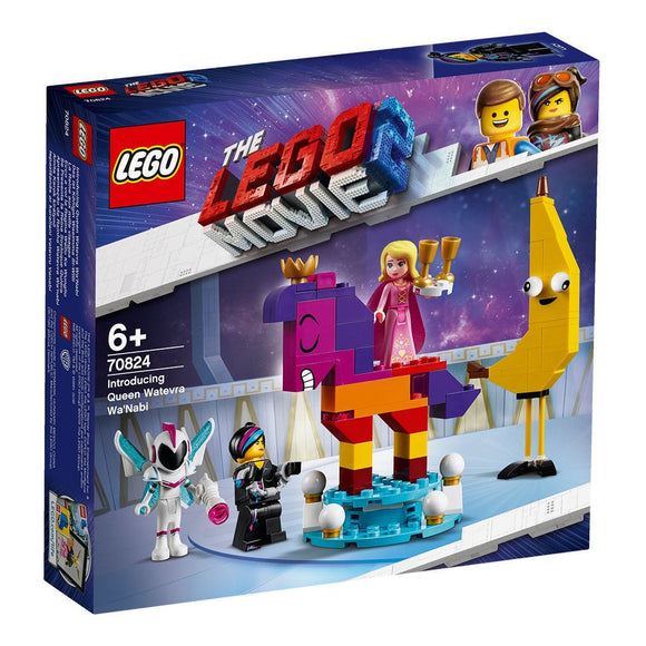 LEGO 70824 IMOVIE QUEEN WATEVRA WA'NABI
