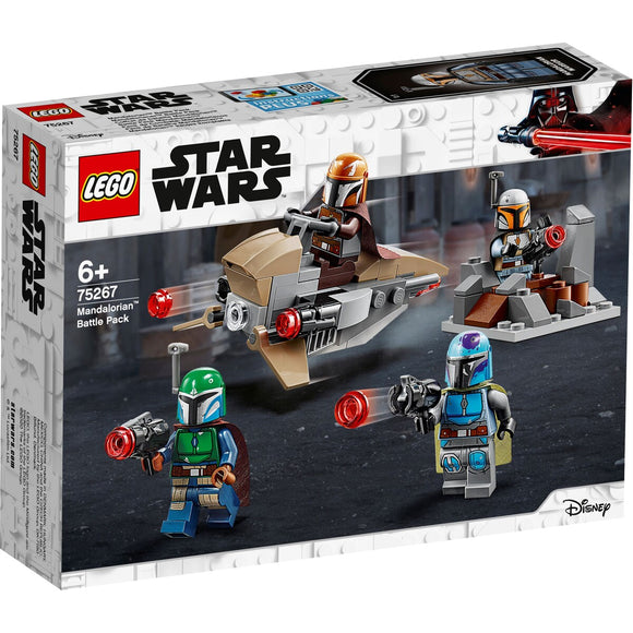 LEGO 75267 SW MANDALORIAN BATTLE PACK