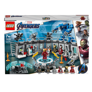LEGO 76125 AV IRON MAN HALL OF AMOUR