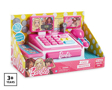 BARBIE BASIC REGISTER