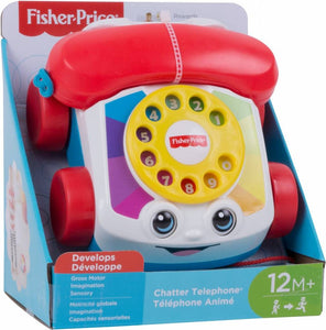 F/P CHATTER TELEPHONE NEW