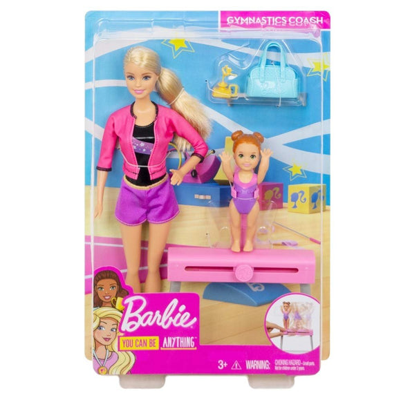 BRB CAREER DOLL AND PLAYSET ASSTD