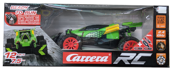 R/C CARRERA GREEN LIZZARD II