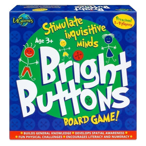 GAME BRIGHT BUTTONS