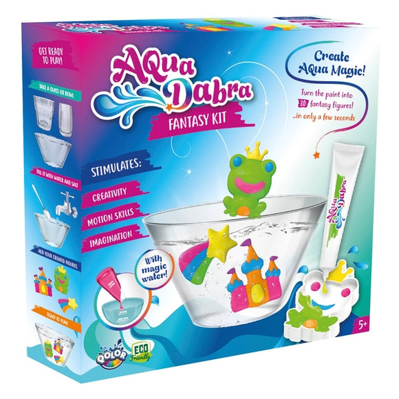 AQUA DABRA FANTASY KIT FROG CASTLE