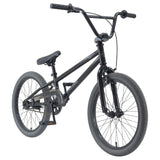 "BIKE 20"" B02761 PRIMAL 1 MATT BLACK BMX"