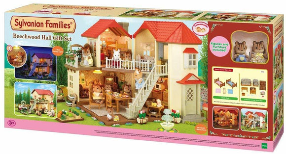 SYL/F BEECHWOOD HALL GIFT SET