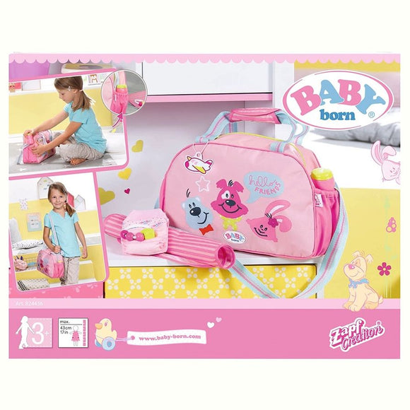 BB BABY BORN CHANGING BAG