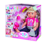 BABY BORN INTERACTIVE SISTER DOLL.