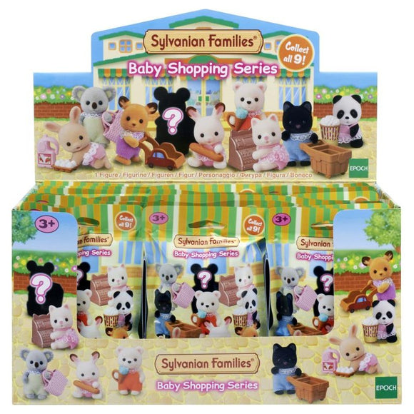 SYL/F BABY SHOPPING SERIES BLIND BAG