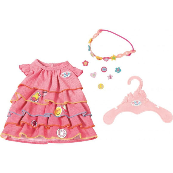 BB BABY BORN SUMMER DRESS SET