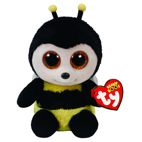 BEANIE BOOS REG BUZBY THE YELLOW BEE