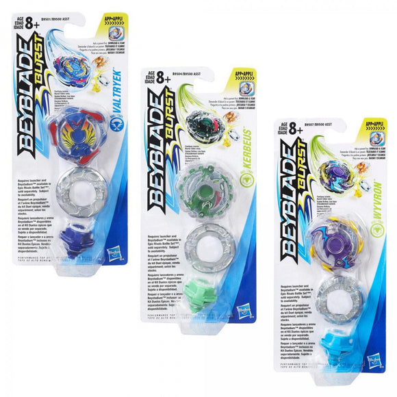 BEYBLADE SINGLE TOPS ASST