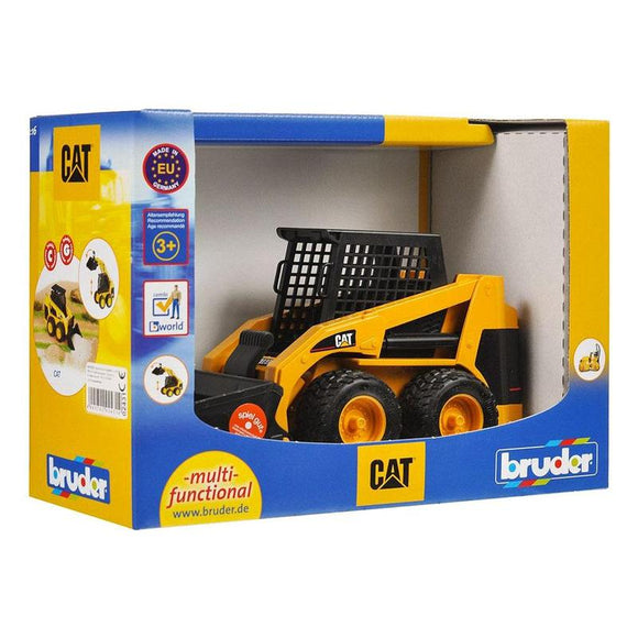 BRUDER 1:16 CAT SKID STEER LOADER