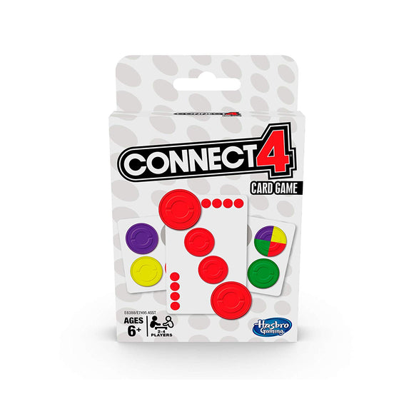 CARD GAME CLASSIC CONNECT 4