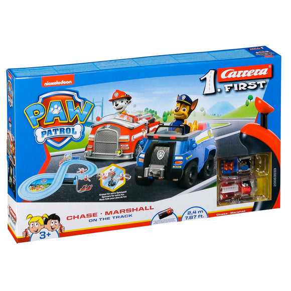 CARRERA 1ST PAW PATROL SLOT SET