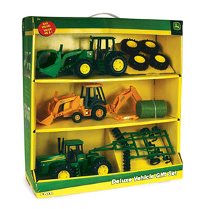 JD DELUXE VEHICLE GIFT SET