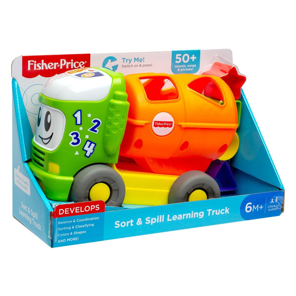 F/P SORT & SPILL LEARNING TRUCK