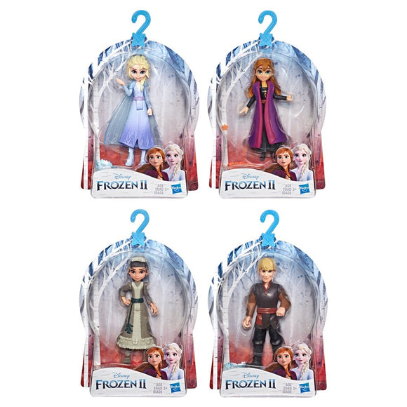 FROZEN 2 SD OPP CHARACTERS AST
