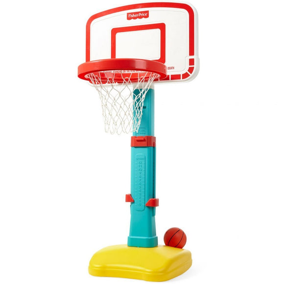 F/P JUMP N DUNK BASKETBALL SET