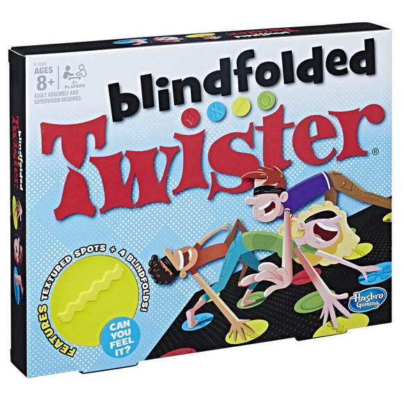 GAME BLINDFOLDED TWISTER