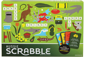 GAME SCRABBLE AUSSIE AUSSIE